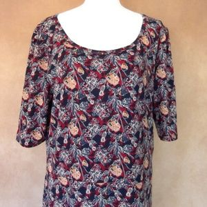 NWT LulaRoe Ana Maxi Dress 3XL